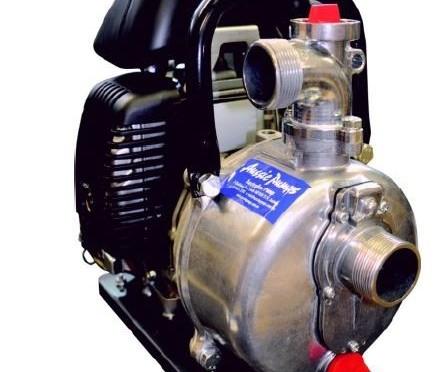 lightweight pump