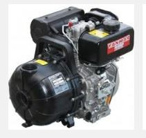 black motor engine