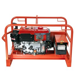 red generator