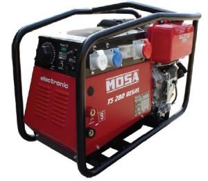 diesel mower motor