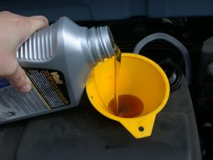 Lawn Mower Engine Oil